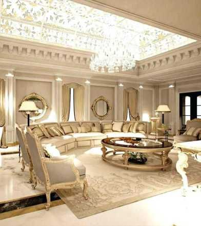 Classic And Comfortable Living Room Decoration Ideas Classic Living Room Decoration Com Big Living Rooms Comfortable Living Rooms Living Room Decor Apartment