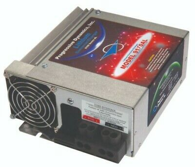 Progressive Dynamics Pd9170alv 70 Amp 12 Volt Lithium Battery Converter Charger In 2020 Lithium Ion Batteries Charger Lithium Battery