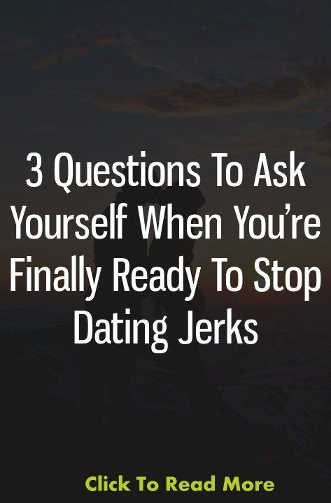 Dating Jerks dating website voor mijn vriend