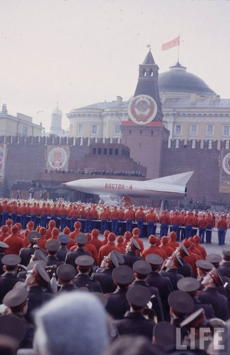 May Day Parade from 1970s - English Russia