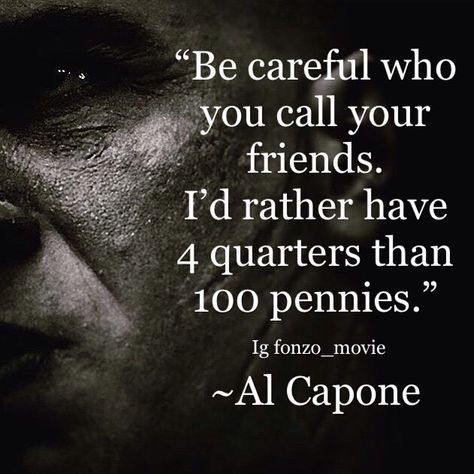 List of gangster quotes boss mafia truths images and ...