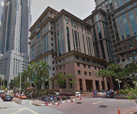 Https Www Iproperty Com My Property Klcc Megan Avenue 2 Jalan