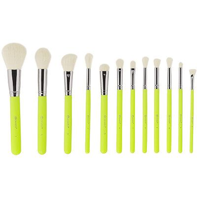 Colour Festival 12 Pc Brush Set Ulta Beauty In 2020 Bh Cosmetics Brushes Bh Cosmetics How To Wash Makeup Brushes