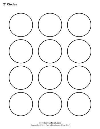 All Of Tim S Printables In One Convenient Location Printable Circles Templates Printable Free Circle Template