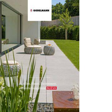 NUEVA Rasenliner Godelmann GmbH \ Co KG Rasenfugenstein NUEVA - pflanzkubel aus beton gestalterische highlights