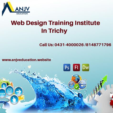Web Designing Training Program In Trichy For Queries Call Us 0431 4000026 8148771796 Webdesigningcourse Grap Web Design Training Design Course Web Design