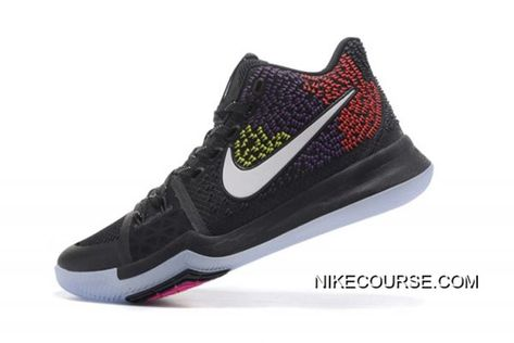 24d79cc881a2 Where To Buy Colorful Nike Kyrie 3 Black Red Purple Yellow Men s ...