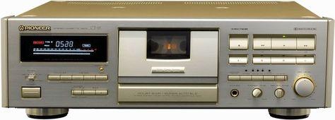 Pioneer CT-95 - Hi-Fi Database Mobile - Cassette Decks