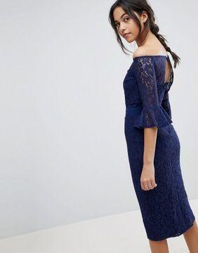 D8d401 Little Mistress Sukienka Koronkowa 38 M P02 8021809423 Oficjalne Archiwum Allegro Dresses Cold Shoulder Dress Shoulder Dress