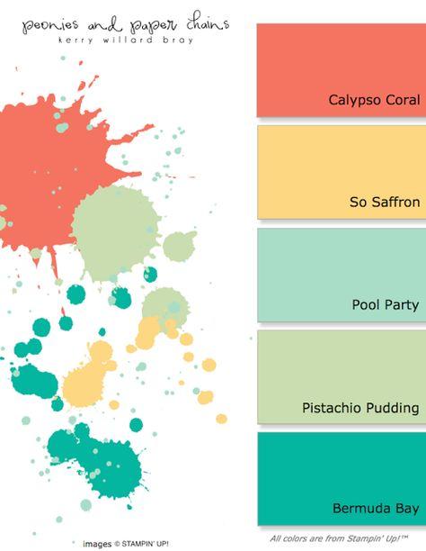 """Reto de Tarjetas: """"Colores primaverales"""" (Locas por el scrap)"""