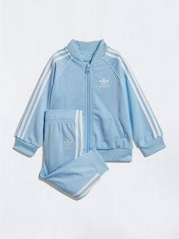 Adidas Originals Superstar Suit Baby ClearskyWhite | Blue