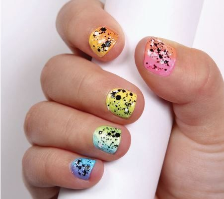 50 Fancy Nail Art Designs To Try At Home With Illustrations