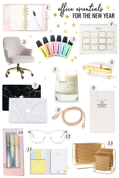 Getting Organised with these Office Essentials