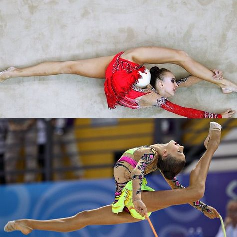 It's Monday! How about a little stretching to get your week started. #motivationalmonday #olympics
