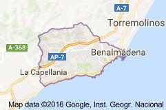 Carte Espagne Benalmadena.Pinterest Pinterest