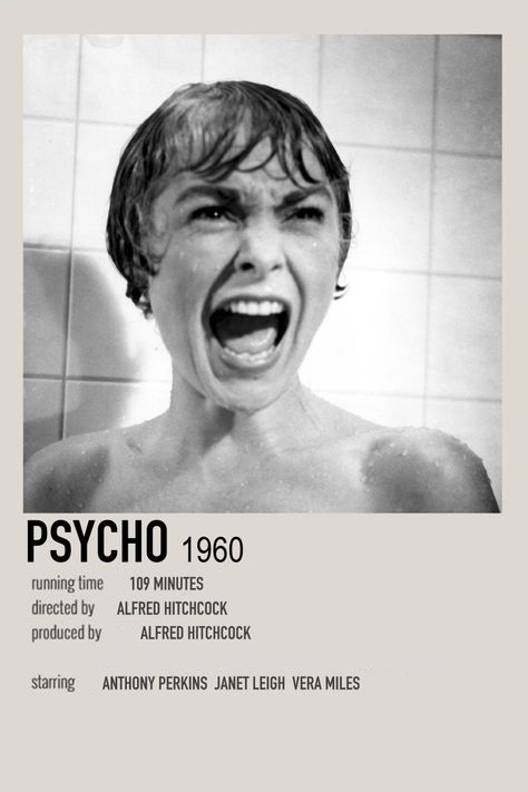 Psycho by Cass