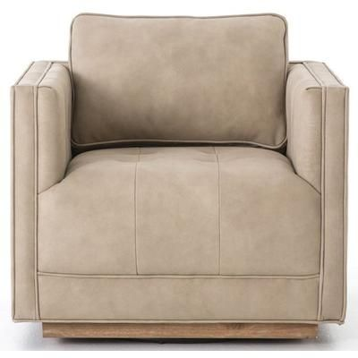 Keira Swivel By Four Hands Directbuy Leather Swivel Chair
