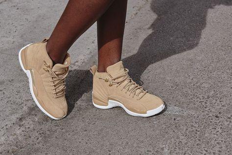 1073e1fe67e94a Trendy Women s Sneakers   WMNS Air Jordan 12 Retro