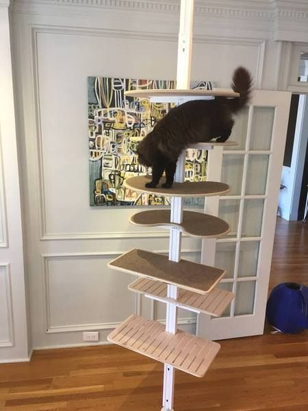 Diy Ikea Cat Tree With Images