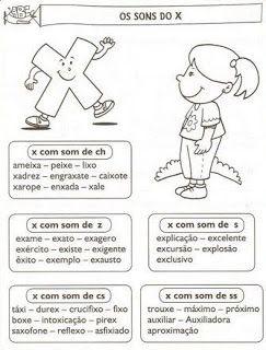 Atividades Ortografia X E Ch Atividades De Ortografia