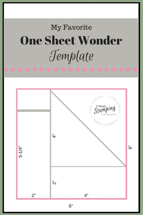 One sheet wonder template for batch card making card making ideas stampin up cards card making ideas handmade greeting cards paper crafts birthday cards free card making videos free papercrafting tips card m4hsunfo