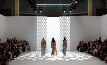 Fashion Show Stage Design Events 15 Ideas Catwalk Design Fashion Show Stage Design