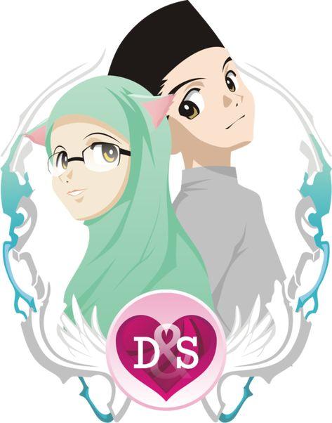 anime manga hijab art kartun seni islamis seni anime manga hijab art kartun seni