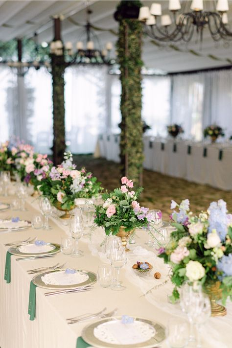 From the editorial This Stunning Destination Wedding in Ravello Was Planned in Just 45 Days! This reception was inspired by the magic in the woods and included a fairy-tale setting and sanctuary with a connecting element between earth and sky.  LBB Photographer: @laceandluce  #weddingreception #magicalreception #receptioninthewoods #fairytalewedding #destinationwedding