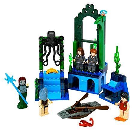 Lego Harry Potter 4762 Rettung Unter Wasser Lego Spielzeug Lego Geburtstag Junge Madchen Jungen Teenie Lego Hogwarts Lego Harry Potter Harry Potter Dolls
