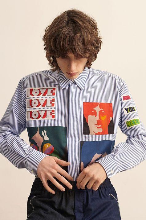 Stella McCartney apresenta coleção inspirada no filme Yellow Submarine dos Beatles – O Cara Fashion