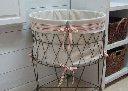 New Farmhouse Laundry Hamper Wire Baskets 29 Ideas Farmhouse