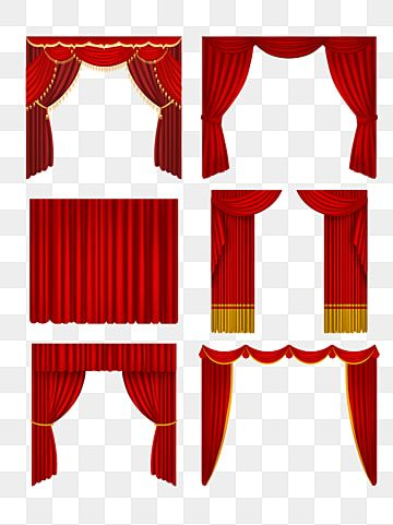 Curtain Material Red Stage Set Curtain K Red Silk Png Transparent Clipart Image And Psd File For Free Download Curtain Material Curtains Vector Curtains
