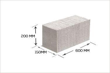 Autoclaved Aerated Concrete Blocks Autoclaved Aerated Concrete Construction Materials Building Materials