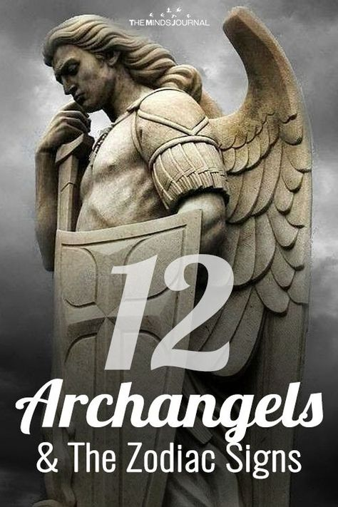 Each of the 12 zodiac signs is linked with 12 constellations and the Angels of the zodiac oversee all the people born under these signs.