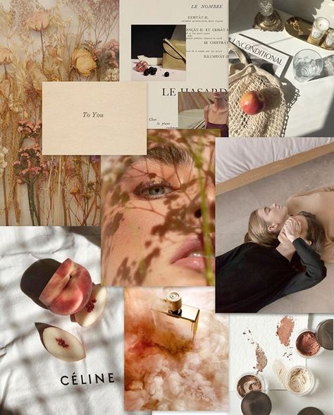 mood board inspiration photography