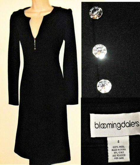Ellen Tracy NWT Fabulous Black Women/'s Fit /& Flare Dress 2,4,6,8,10,12,14,16