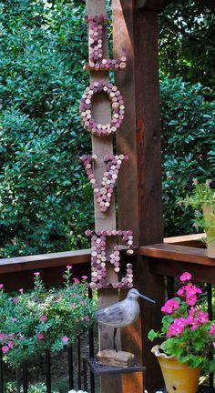 35 Gorgeous Beautiful Smart DIY Cork Crafts for your Home Decor # C . - 35 Gorgeous Beautiful Smart DIY Cork Crafts for your Home Decor # -