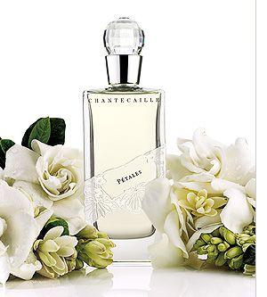Chantecaille Petales Eau de Parfum. Pretty, classic and