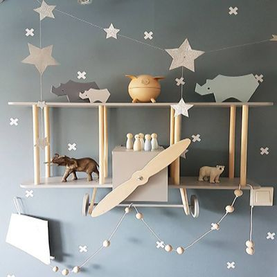 50 suggestions for decorating the nursery  #decorating #nursery #suggestions
