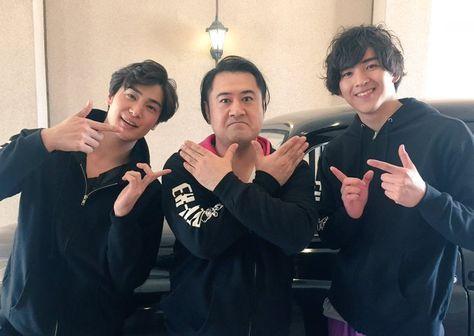 小手伸也 @KOTEshinya そして特に一緒のシーンが多かったチーム
