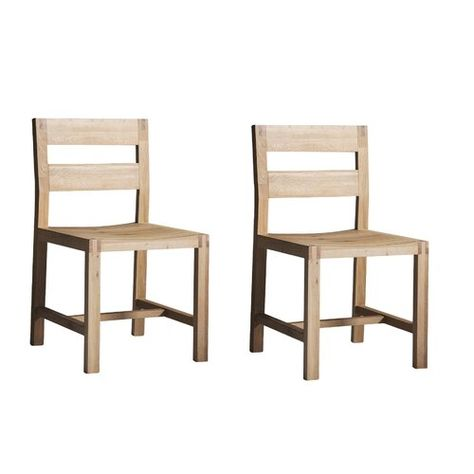 Annette Solid Wood Dining Chair Gracie Oaks