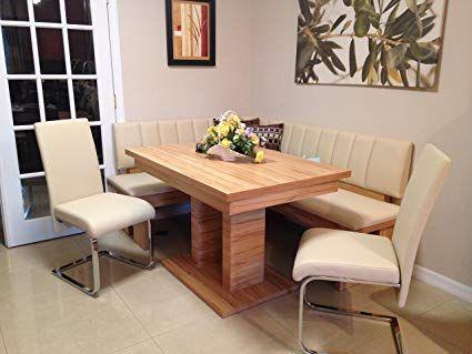 Corner Dining Set Enhance Your Home S Look Nook Dining Set