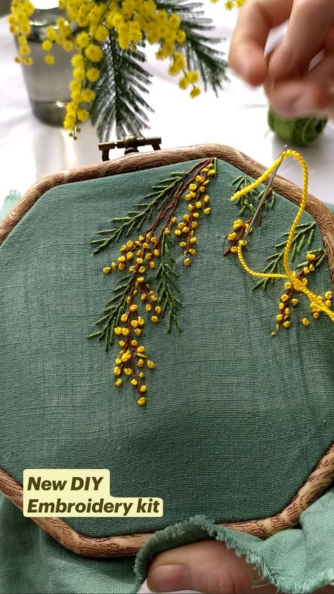 New DIY Embroidery kit