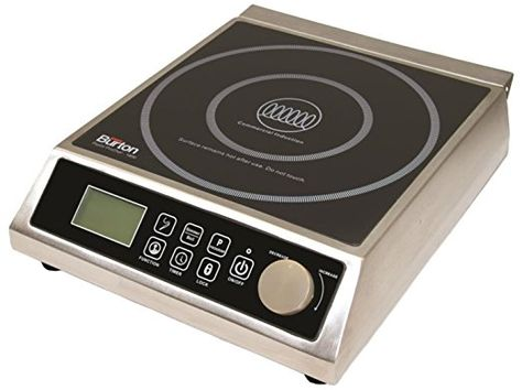 MDC 3500 Watt Commercial Induction Cooktop Burner Induction Hot plate Appliances