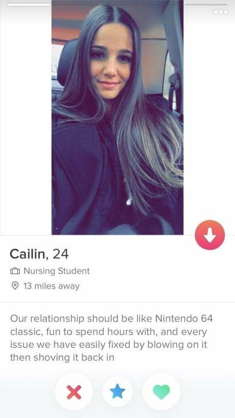 Lesbian tinder bios
