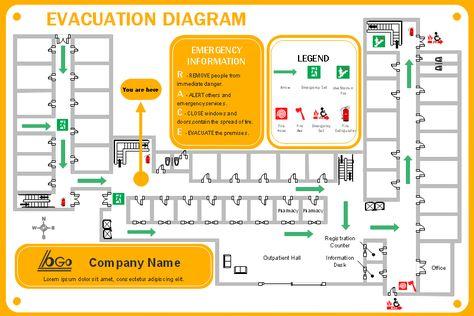 38 best フロアプラン images on Pinterest Seating plans - evacuation plan templates