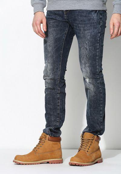 Modna Poleca Meskie Dzinsy Z Wyprzedazy Mens Denim Menswear Skinny Jeans