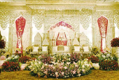50 dekorasi pelaminan minimalis untuk pernikahan   latar