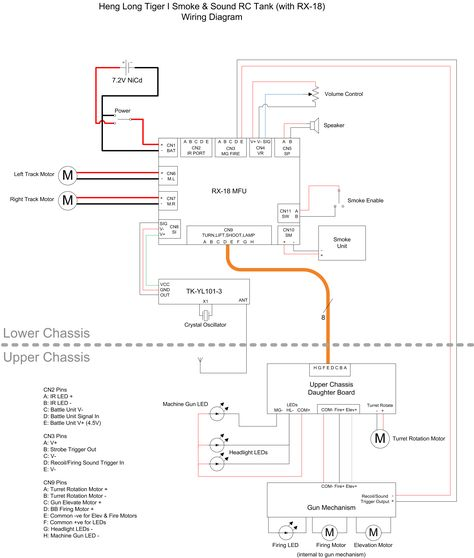Rx 18 wiring diagramsinstructions rc 16 pinterest asfbconference2016 Image collections