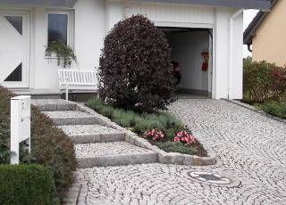 Gartentreppe Bauen Worauf Kommt Es An In 2020 Eingang Treppe Eingangstreppe Treppe